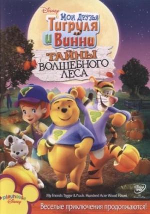 Мои друзья Тигруля и Вини Пух: Тайны волшебного леса (2008) DVDRip