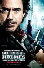 Шерлок Холмс: Игра теней (2011) DVDRip