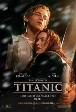 Титаник 3D (2012) DVDRip