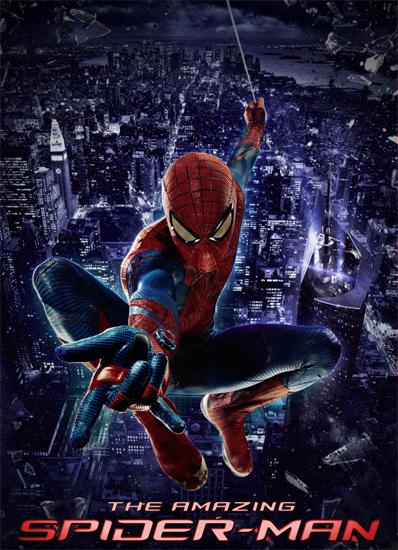 Новый Человек-паук / The Amazing Spider-Man (2012) DVDRip | Лицензия