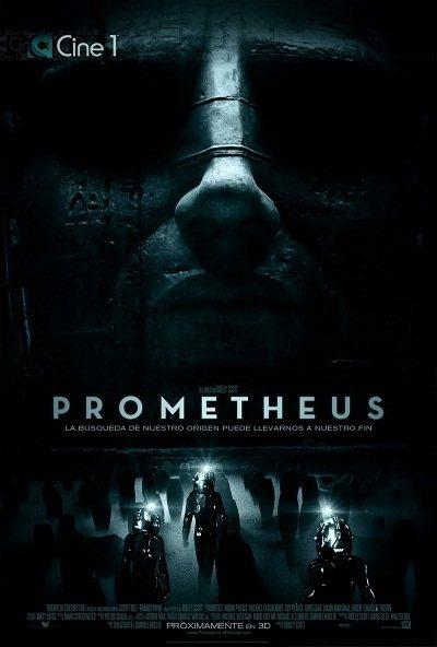 Прометей (2012) DVDRip