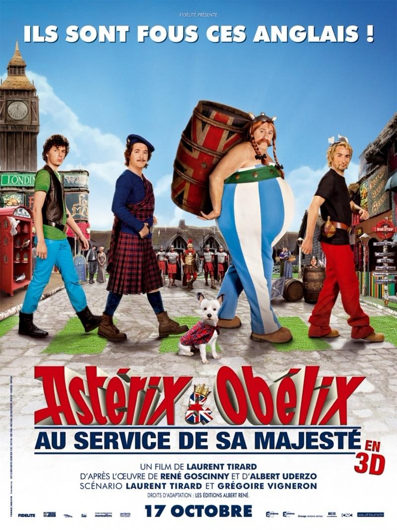 Астерикс и Обеликс в Британии (2012)
