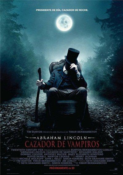 Президент Линкольн: Охотник на вампиров  (2012) DVDRip | Лицензия